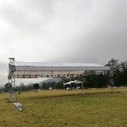 灯光架桁架舞台搭建