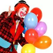 小丑创意气球装饰