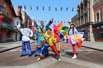 绍兴小丑气球, 气球布置,魔术小丑,高跷小丑杂技