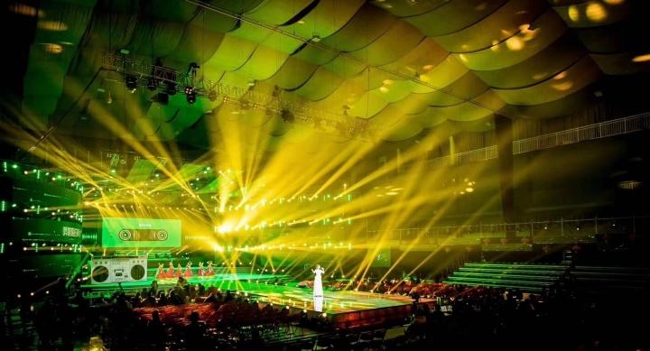 太原灯光设计,舞美创意,灯光、音响、LED屏等设备租赁