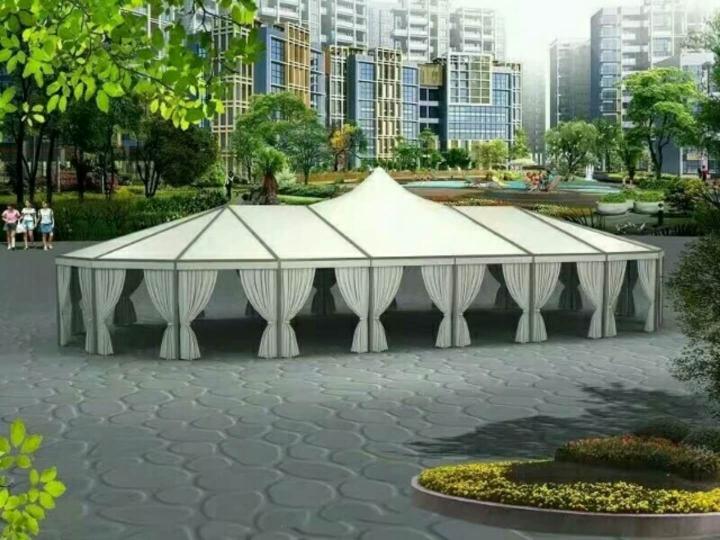 苏州大型帐篷、吊顶帐篷、锥顶帐篷、圆拱帐篷
