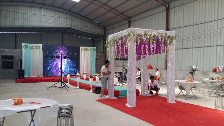 洛阳2016.6.13基督教婚礼