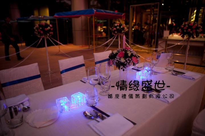 惠州户外婚礼:皇冠/喜来登