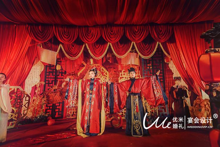 包头大唐典韵 中式婚礼