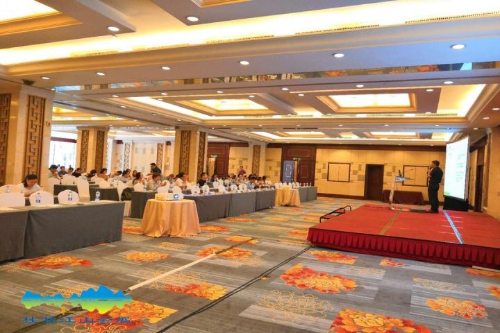 桂林领关爱.聚力行-雾化共识走基层区域研讨会在桂林喜来登酒店召开