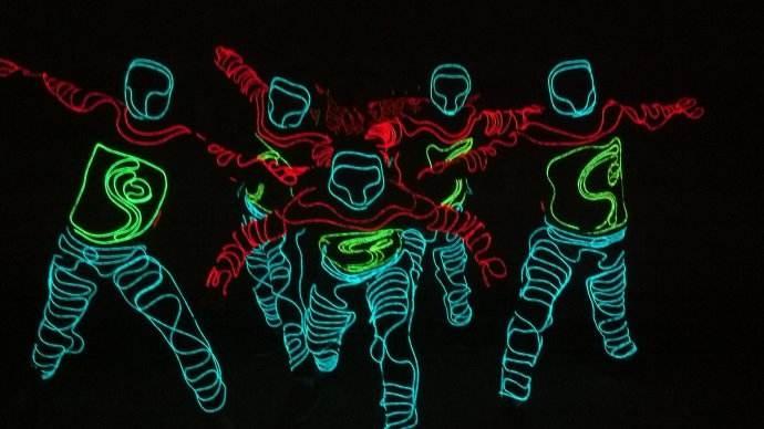 汕头这10种光影类表演节目,你知道几种?