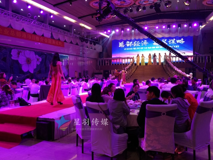 濮阳宝龙企业总部港项目推介会