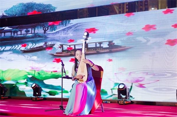 汕头菩提禅寺建寺20周年庆典禅之夜感恩晚会
