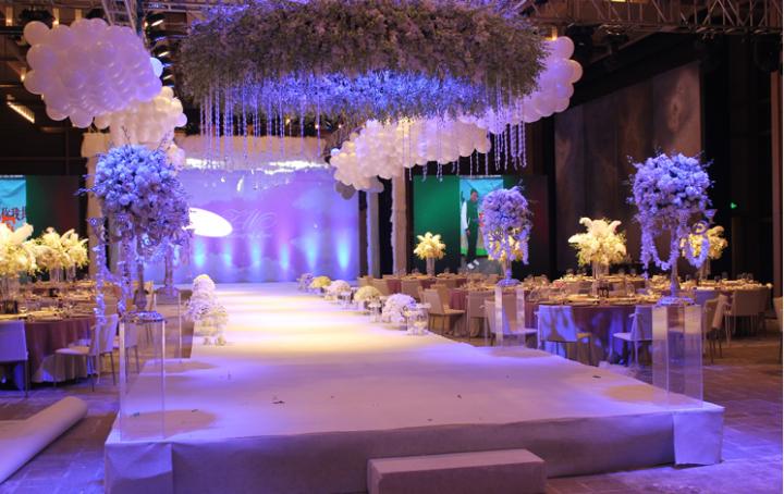 扬州高端婚礼 现场布置