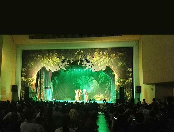 玉林大型梦幻卡通舞台剧 《白雪公主与七个小矮人》