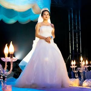 时尚皇家婚典