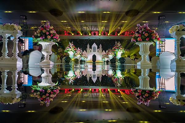 株洲城堡主题婚礼