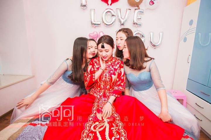 永州嫁给爱情最美的样子