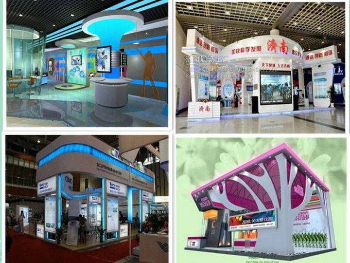 济南展览展会展位制作、特装搭建,活动策划与执行,场地布置