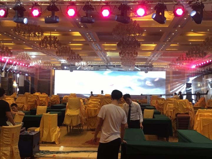 广州舞台物料、灯光音响设备
