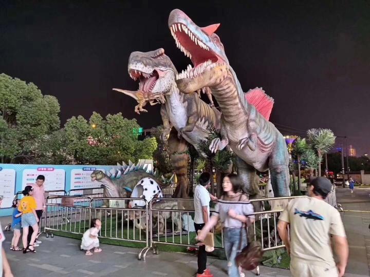 玉林仿真恐龙活动