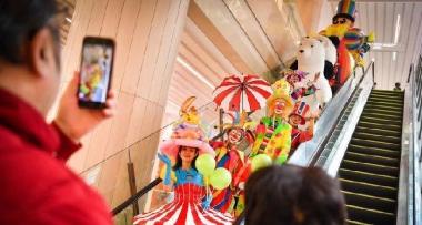 济南小丑表演-小丑气球派-济南小丑演出表演